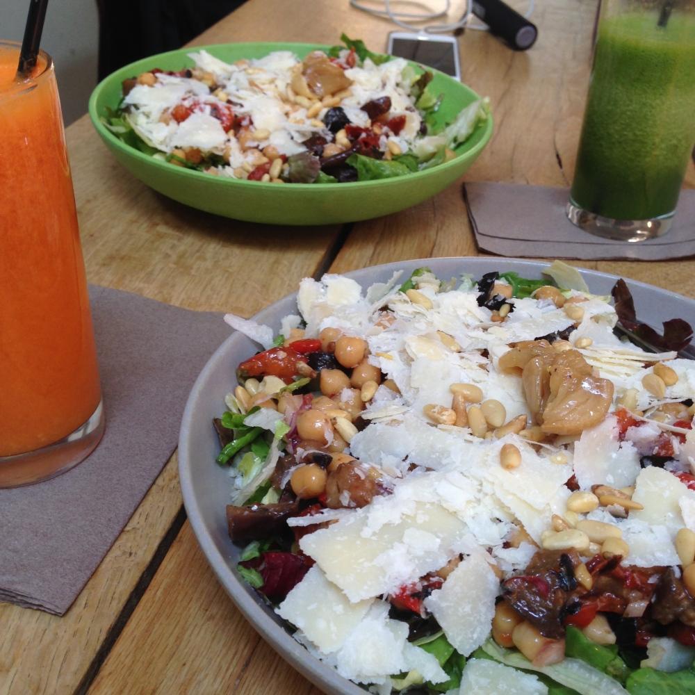 Venkel Amsterdam Lunch gezond 15