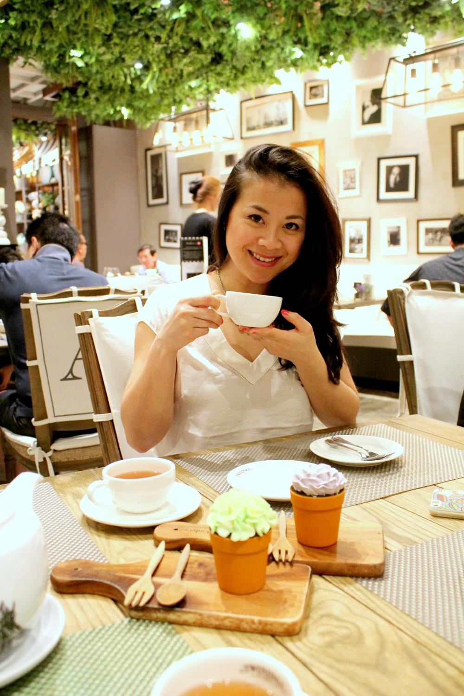 Audrey cafe bangkok